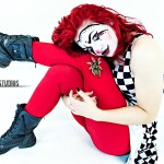 Scarlet Checkers by Jam Packed Studios